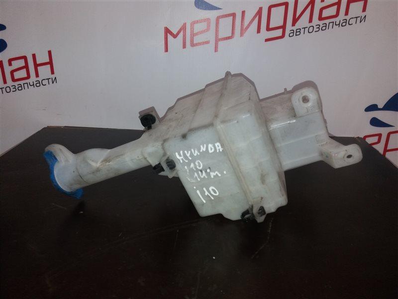 Бачок омывателя Hyundai I10 2013 (б/у)