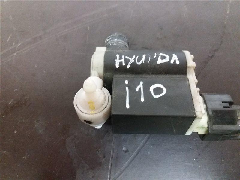 Насос омывателя Hyundai I10 2013 (б/у)
