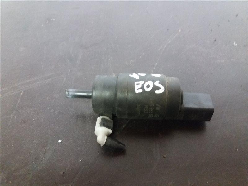 Насос омывателя Volkswagen Eos 2007 (б/у)