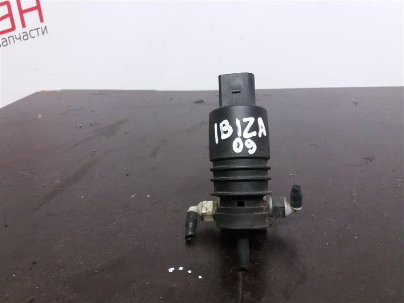 Насос омывателя Seat Ibiza V 2009 (б/у)