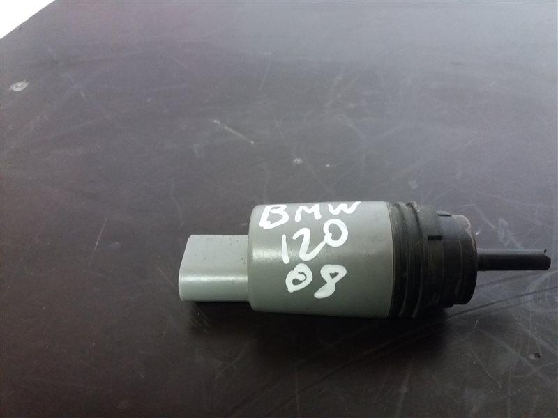 Насос омывателя Bmw 1-Series E81 2008 (б/у)
