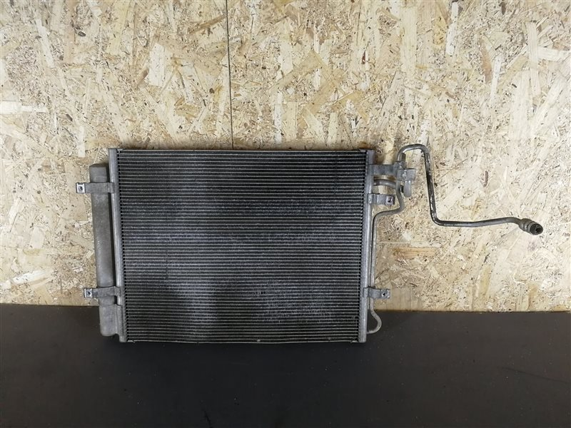 Радиатор кондиционера Kia Cerato 2006 (б/у)