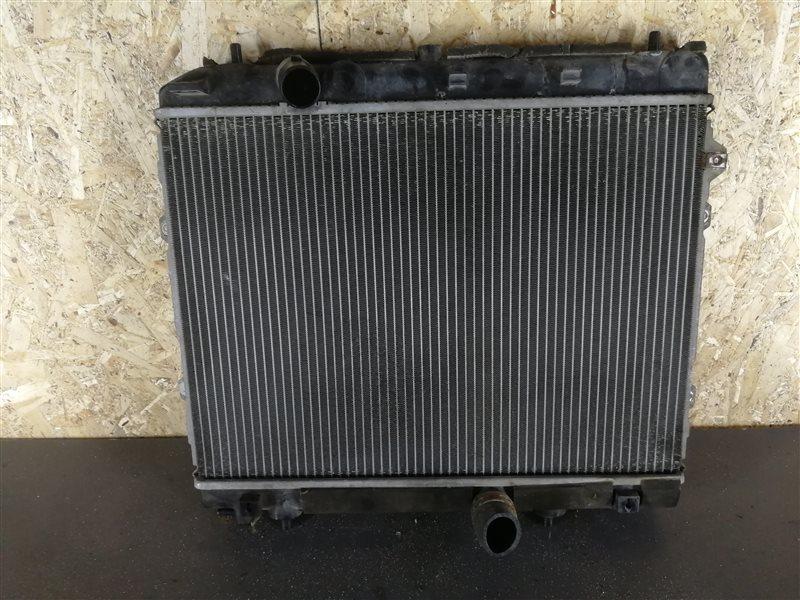 Радиатор основной Kia Cerato 2006 (б/у)
