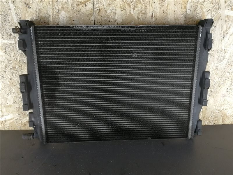 Радиатор основной Renault Scenic II 2005 (б/у)