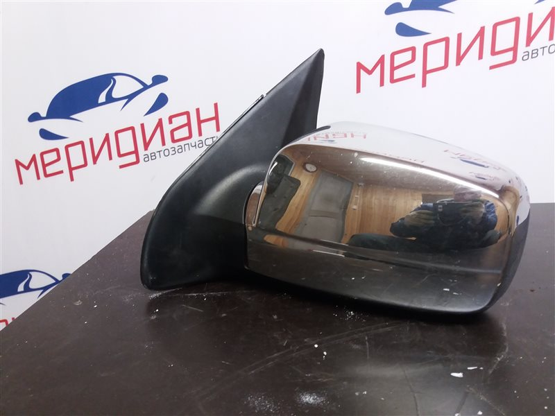 Зеркало левое электрическое Kia Sorento 2004 (б/у)