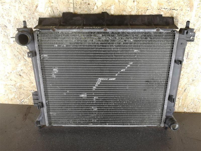 Радиатор основной Hyundai I20 I 2010 (б/у)