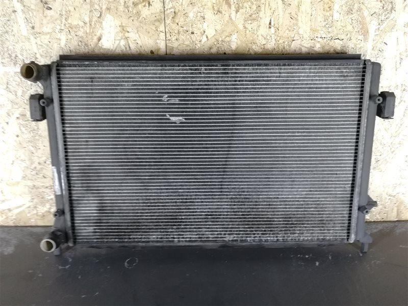 Радиатор основной Audi A3 8P1 2003 (б/у)