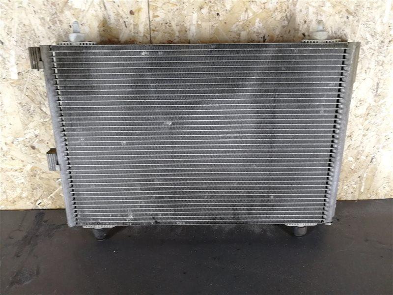 Радиатор кондиционера Citroen Xsara Picasso 2009 (б/у)