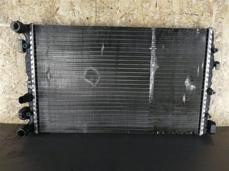 Радиатор основной Seat Ibiza IV 2004 (б/у)