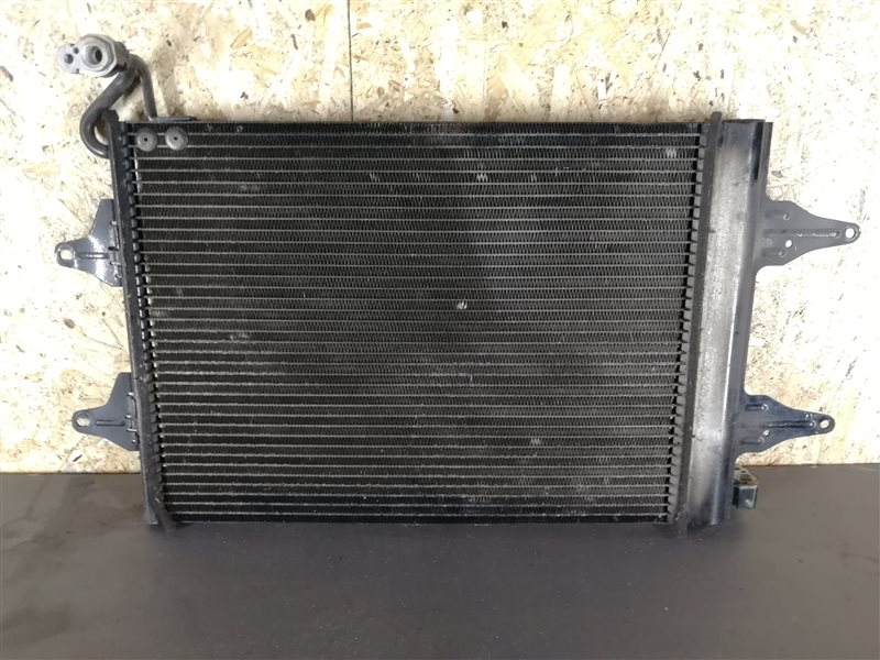 Радиатор кондиционера Seat Ibiza IV 2004 (б/у)