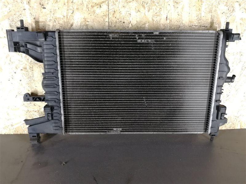 Радиатор основной Chevrolet Cruze 2010 (б/у)