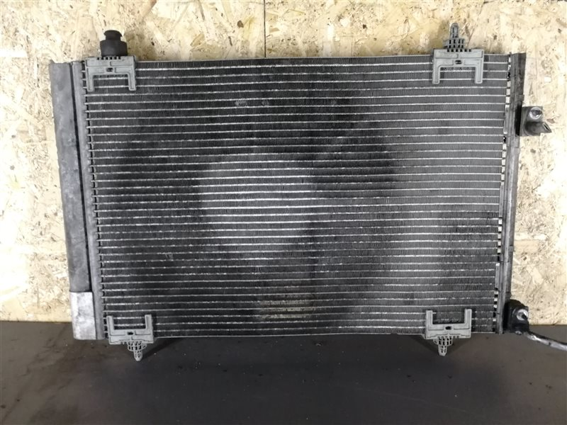 Радиатор кондиционера Citroen C4 Picasso 2007 (б/у)
