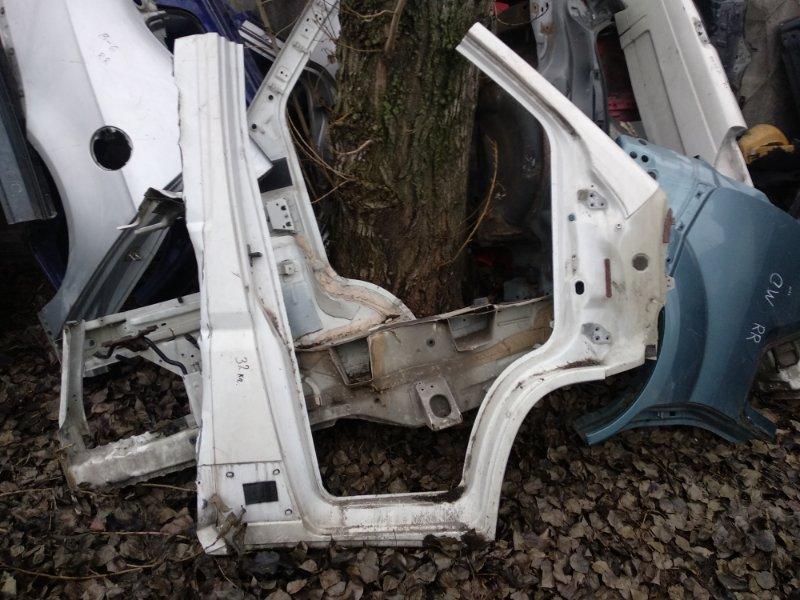 Порог со стойкой правый Citroen Jumper 250 2.2 2009 (б/у)