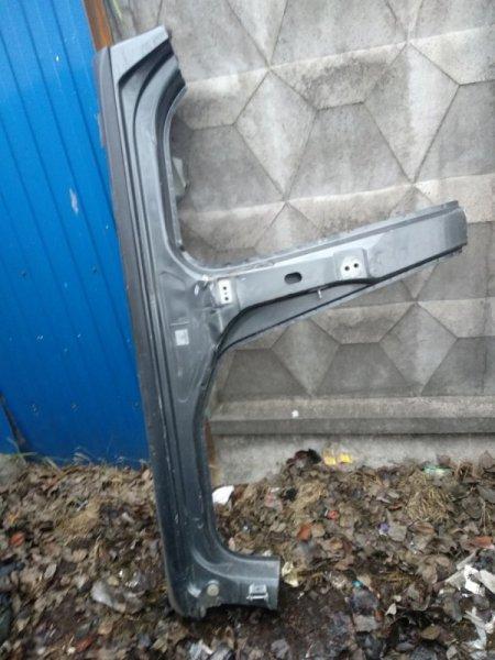 Порог со стойкой правый Peugeot 3008 1.6 2012 (б/у)