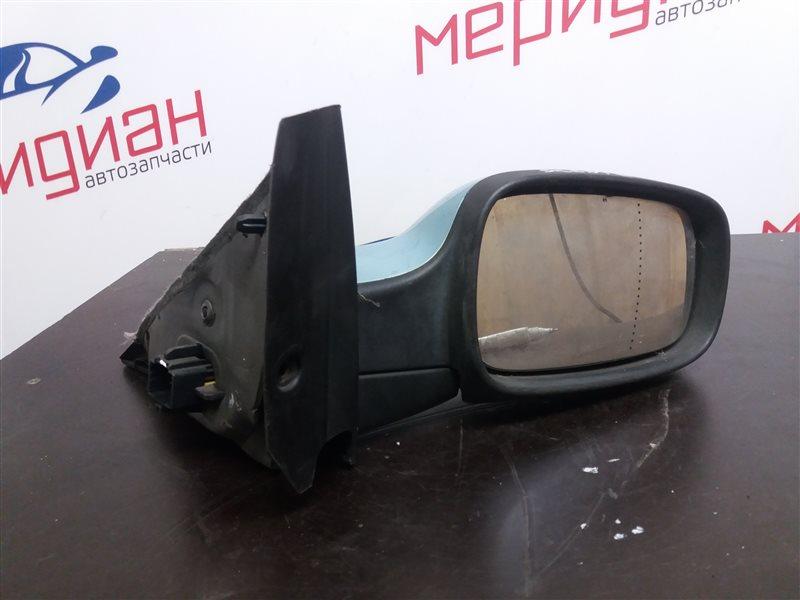 Зеркало правое электрическое Renault Scenic II 2009 (б/у)