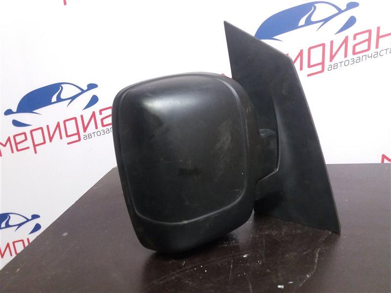 Зеркало правое механическое Peugeot Expert 2007 (б/у)
