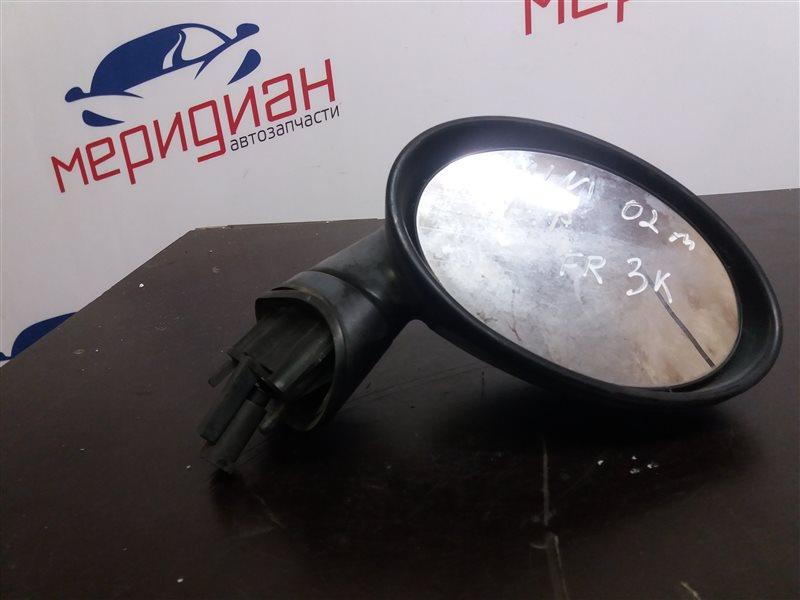 Зеркало правое электрическое Mini Cooper R53 2005 (б/у)