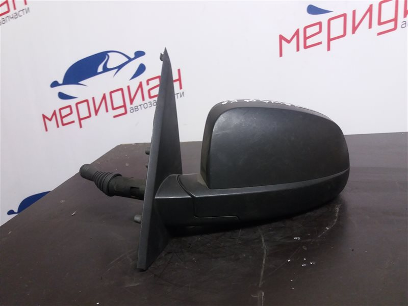 Зеркало левое механическое Opel Meriva 2006 (б/у)
