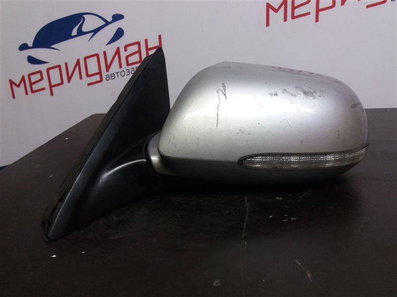 Зеркало левое электрическое Honda Accord VII 2004 (б/у)