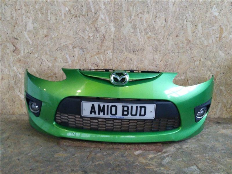 Бампер передний Mazda 2 DE 2010 (б/у)