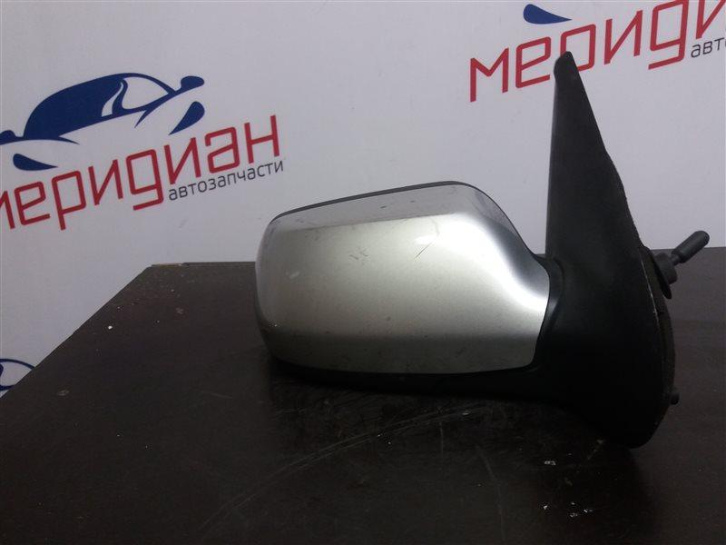 Зеркало правое механическое Mazda 2 DY 2005 (б/у)