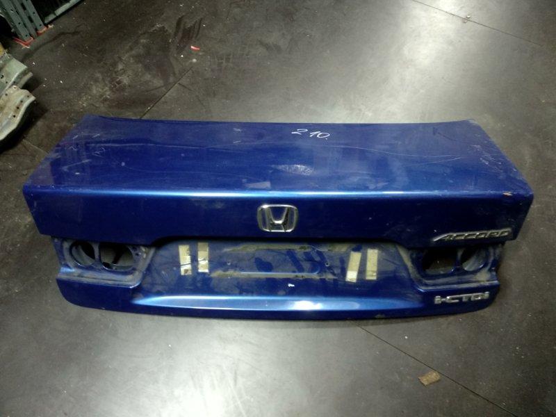 Крышка багажника Honda Accord VII 2.0 2005 (б/у)