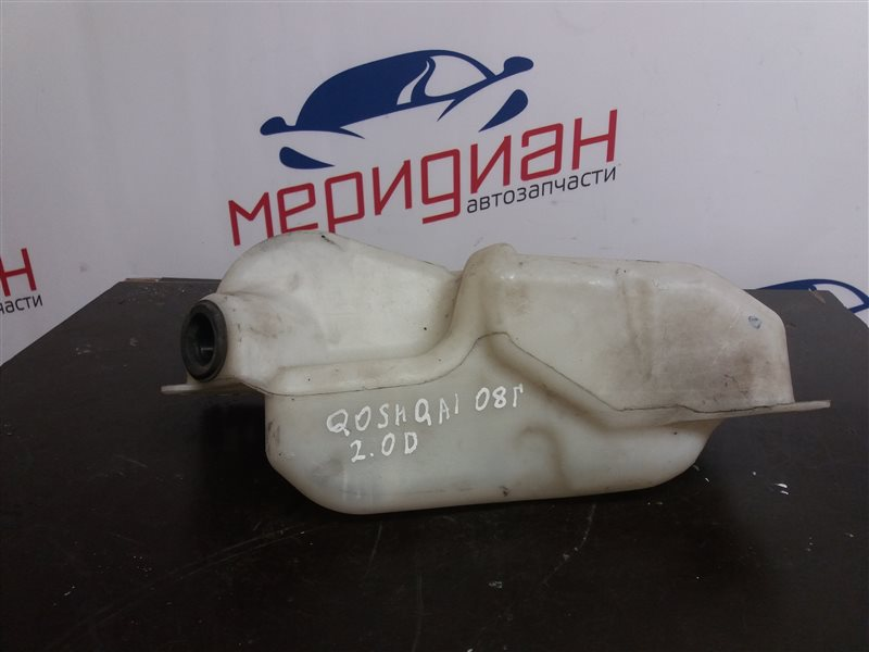 Бачок омывателя Nissan Qashqai J10 2008 (б/у)