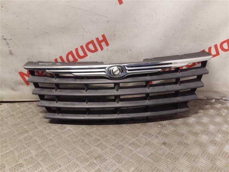 Решетка радиатора Chrysler Voyager 2007 (б/у)
