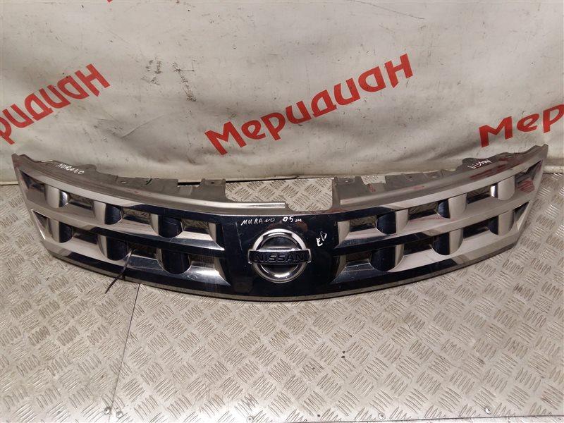 Решетка радиатора Nissan Murano Z50 2005 (б/у)