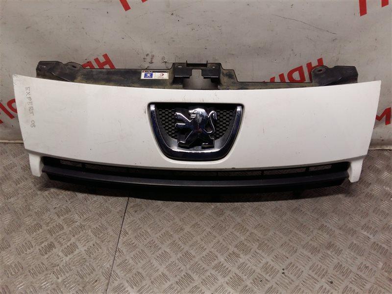 Решетка радиатора Peugeot Expert II 2007 (б/у)