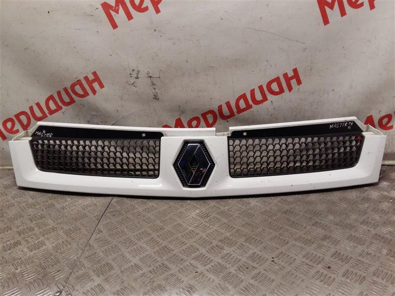 Решетка радиатора Renault Master 2006 (б/у)