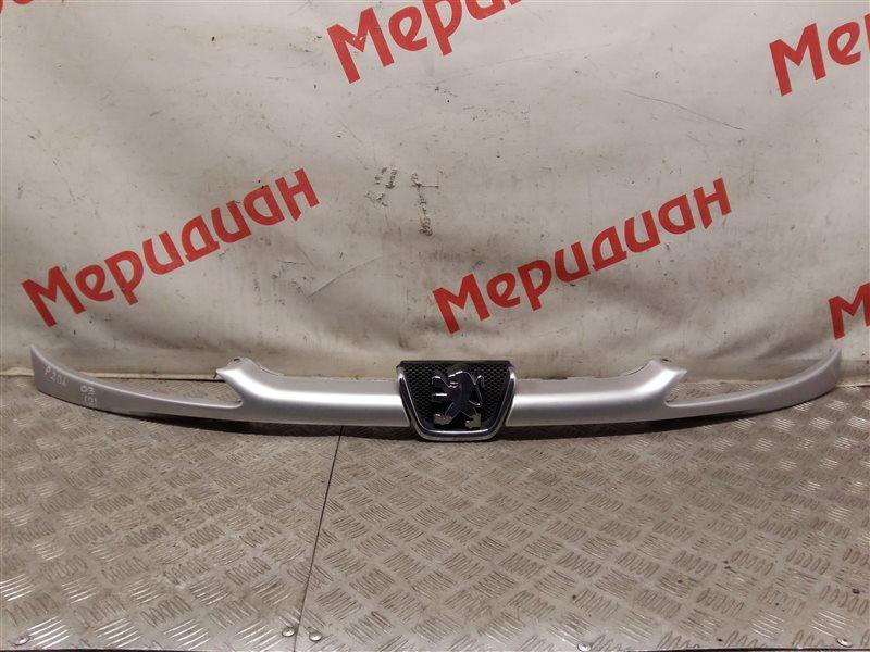Планка под фары Peugeot 206 2003 (б/у)
