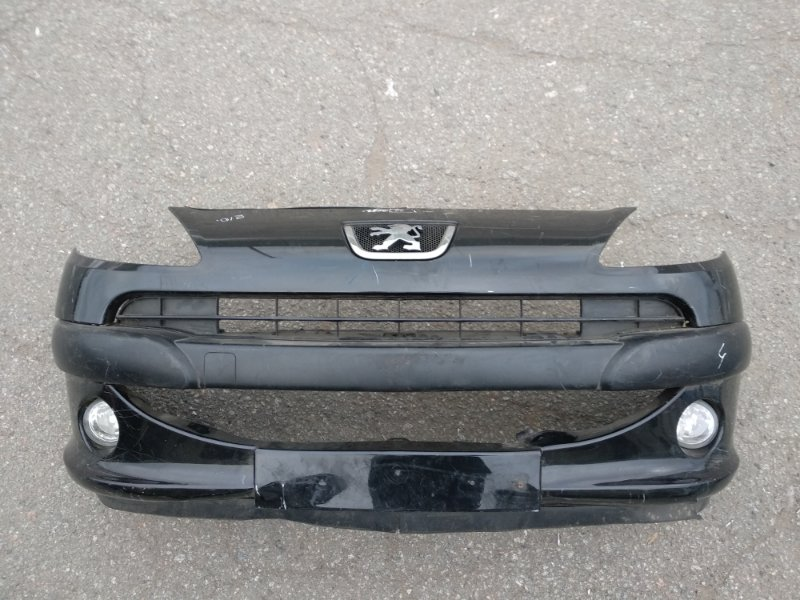 Бампер передний Peugeot 1007 1.6 2006 (б/у)