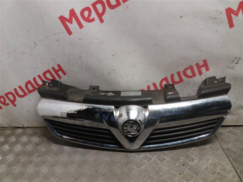 Решетка радиатора Opel Zafira B 2006 (б/у)