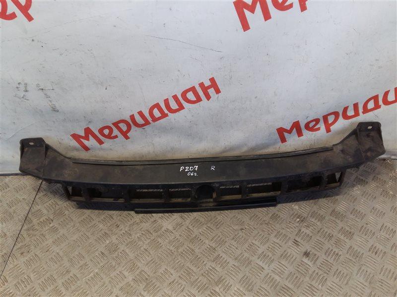 Усилитель заднего бампера Peugeot 207 2006 (б/у)