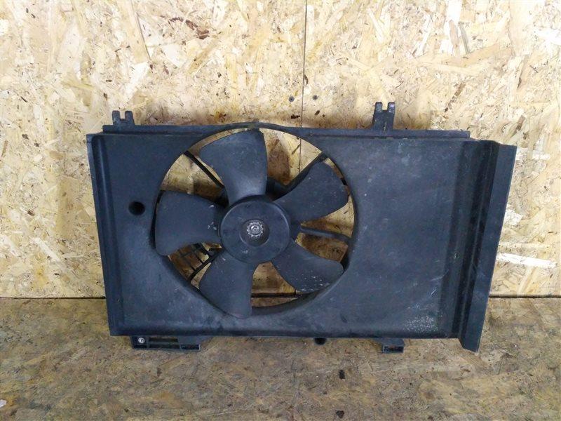 Вентилятор радиатора Mazda 2 DE 2010 (б/у)