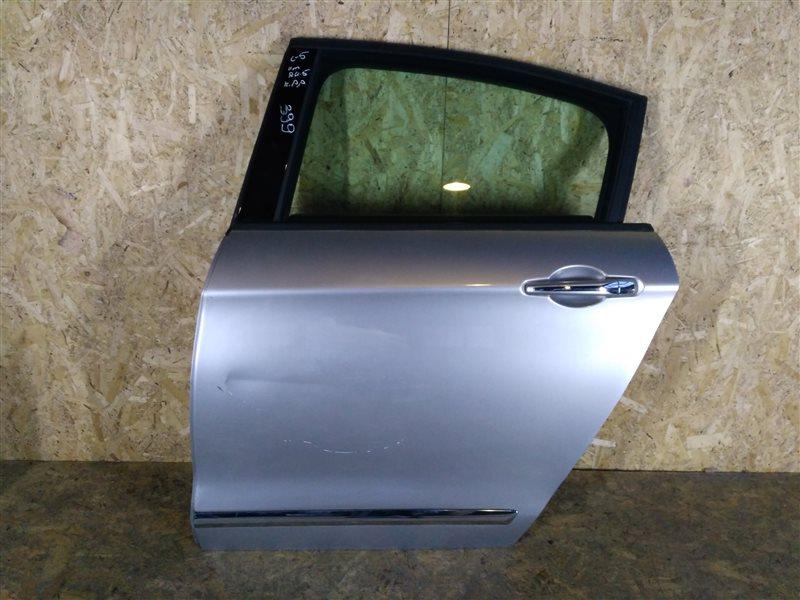 Дверь задняя левая Citroen C5 RD 2011 (б/у)