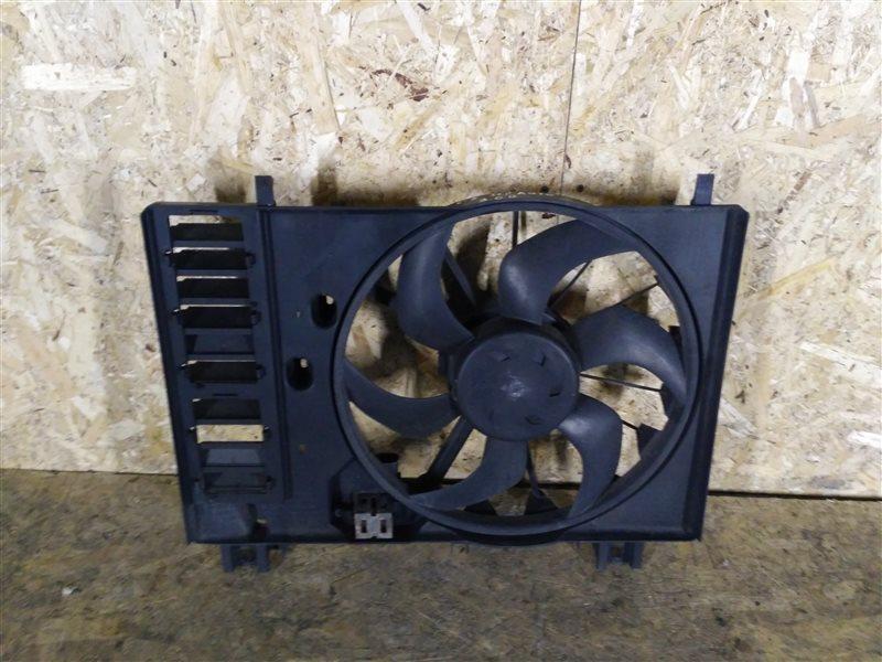 Вентилятор радиатора Citroen C5 RD 2011 (б/у)
