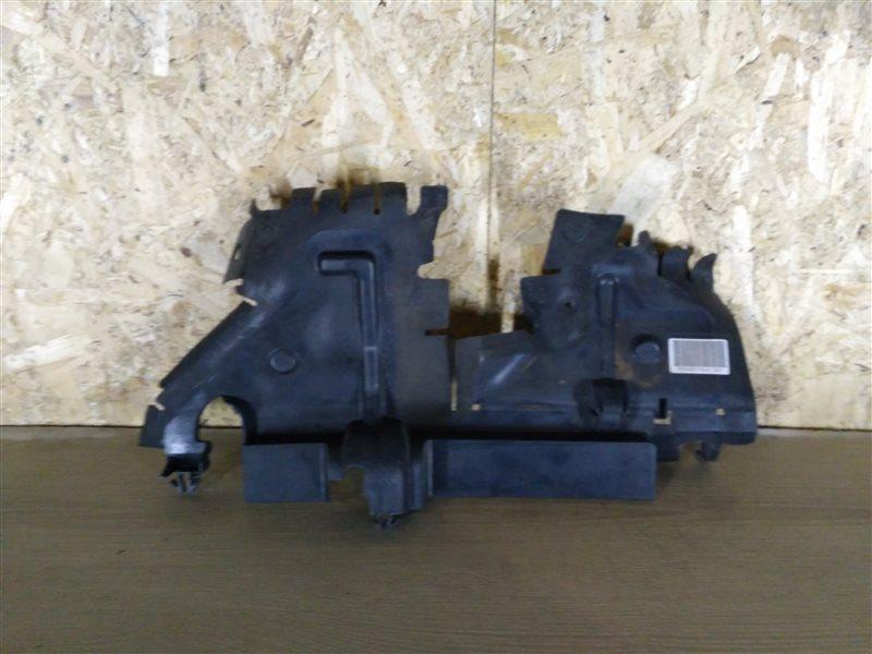 Воздуховод радиатора левый Citroen C5 RD 2011 (б/у)