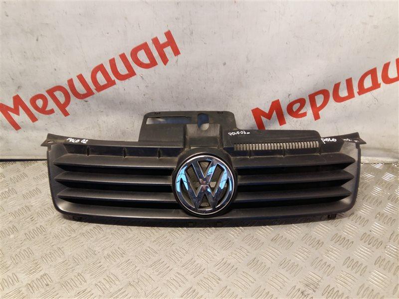 Решетка радиатора Volkswagen Polo IV 2003 (б/у)