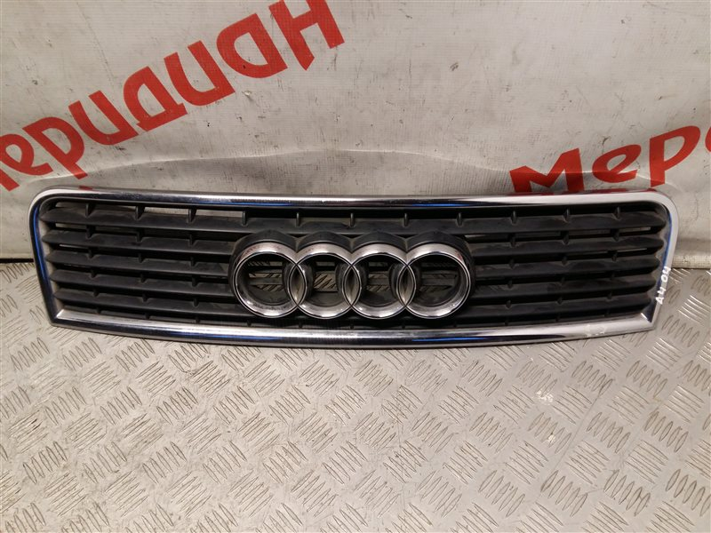 Решетка радиатора Audi A4 B6 (б/у)