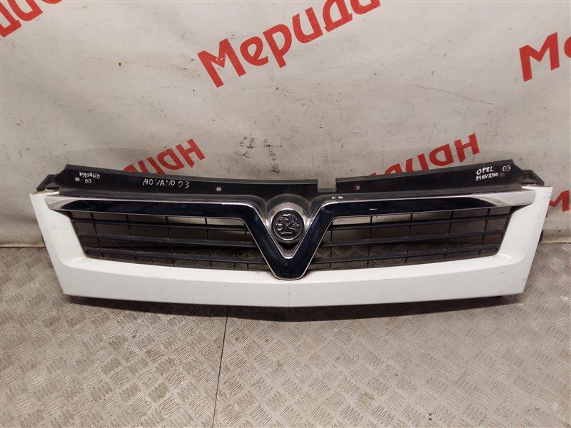 Решетка радиатора Opel Movano 2004 (б/у)