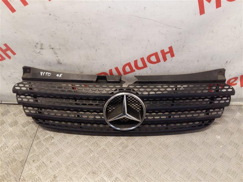 Решетка радиатора Mercedes Benz Vito\viano 639 2004 (б/у)