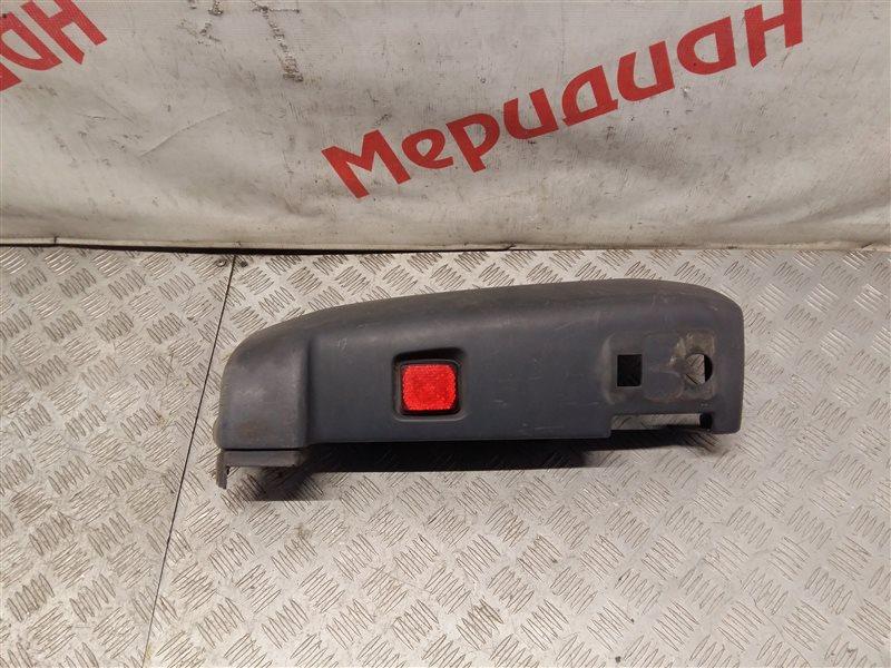 Накладка заднего бампера левая Citroen Jumper 250 2015 (б/у)