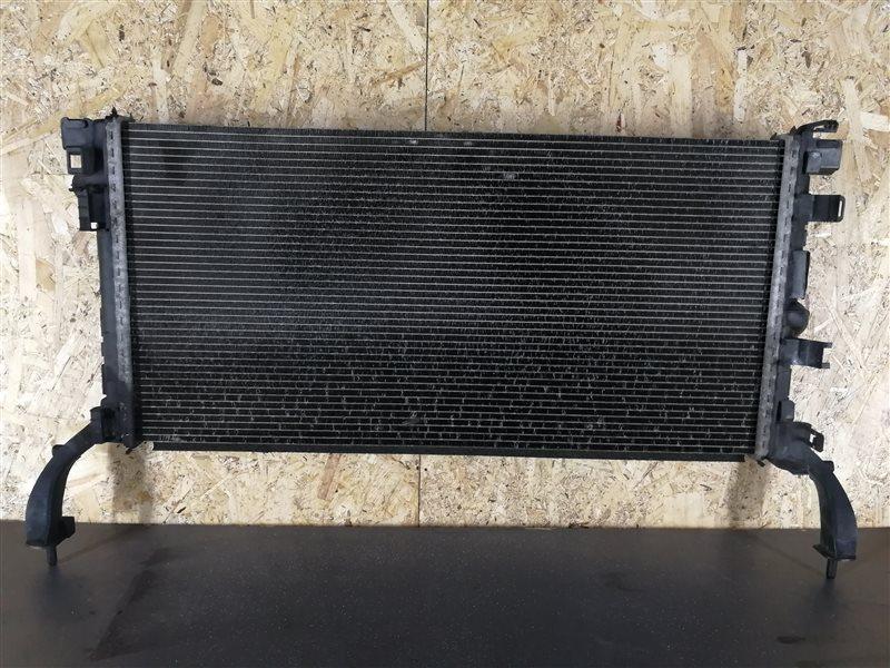 Радиатор основной Renault Laguna III 2009 (б/у)