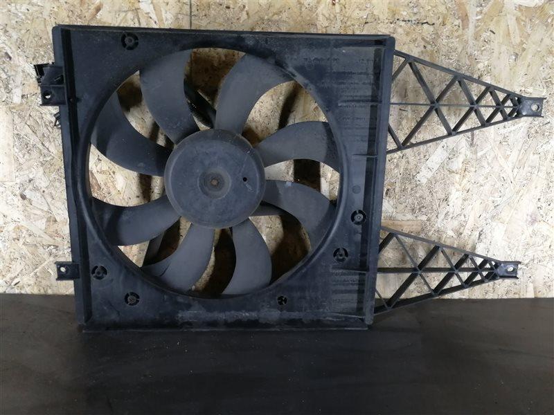 Диффузор вентилятора Seat Ibiza IV 2004 (б/у)
