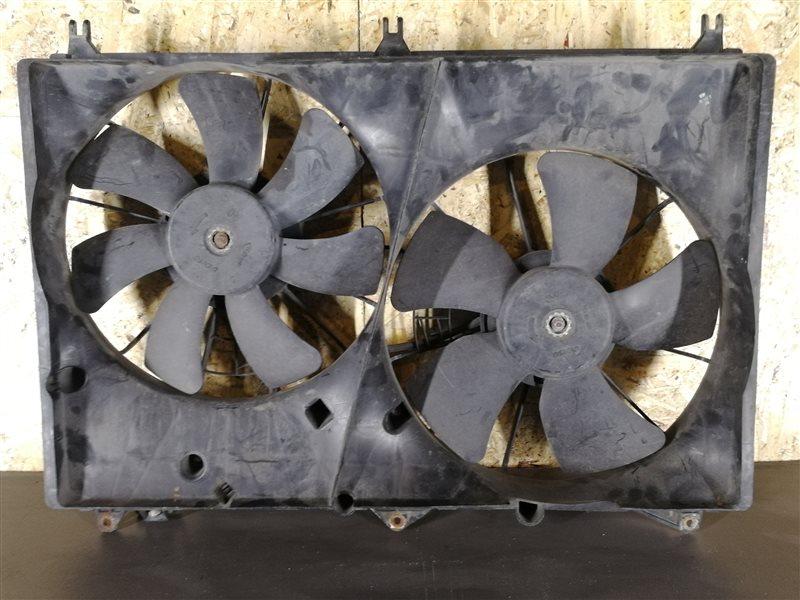 Вентилятор радиатора Suzuki Grand Vitara III 2007 (б/у)