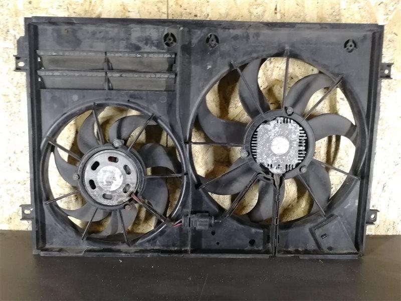 Вентилятор радиатора Audi A3 8P1 2004 (б/у)