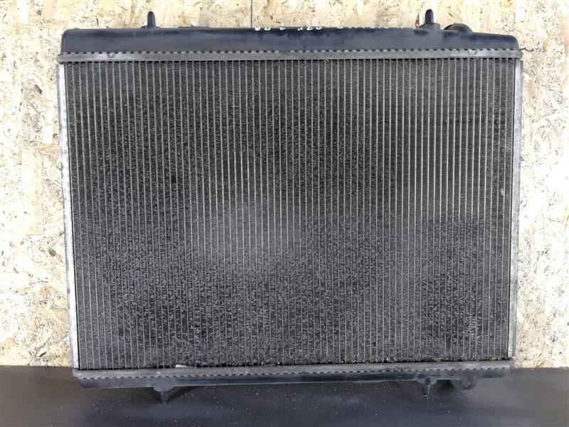 Радиатор основной Citroen C4 Picasso 2007 (б/у)