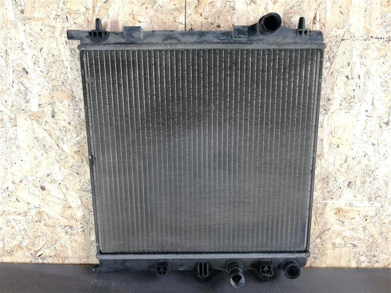 Радиатор основной Peugeot 207 2007 (б/у)